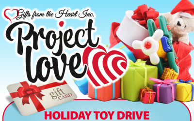 Project Love: A Holiday Toy Drive