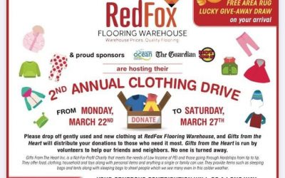 2nd Annual Clothing Drive